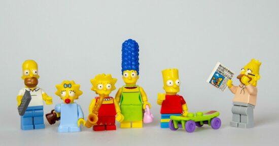 Simpsons Figuren   Foto von Stefan Grage auf Pixabay