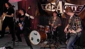 Rock'n'Release: Cap A City
