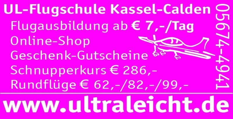 Flugschule Kassel-Calden