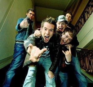 Rock Rebellen im Interview: Revolverheld
