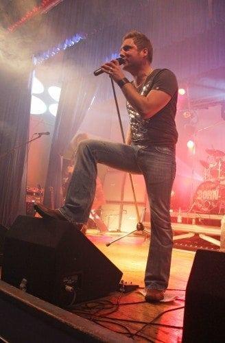 Interview mit Tobi Maus, dem Sänger von Born Wild