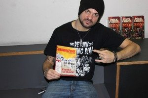 Ww-Interview mit Stu Block von Iced Earth