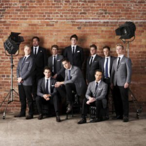 The Ten Tenors - Double Platinum Tour – im März 2013 live in Marburg!