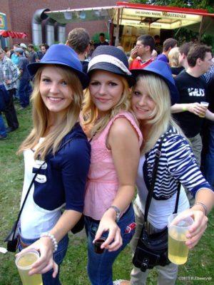 Auch in diesem Jahr wird es beim AStA-Sommerfestival Spaß und gute Laune geben. Bild von 2011.