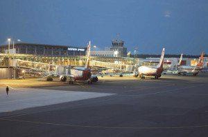 In höheren Gefilden - Take-Off-Party am Flughafen PB-Lippstadt