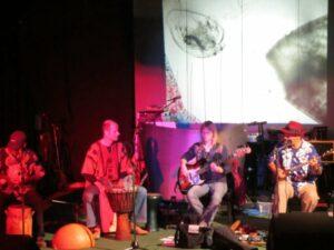Akustische Entkernung beim Free Flow Festival