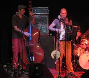 Rückblick: Jaune Toujours beim 3. Marburger Akkordeonfestival