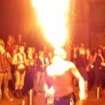 Flammende Eröffnungsparty in der Rocka Bella Bar