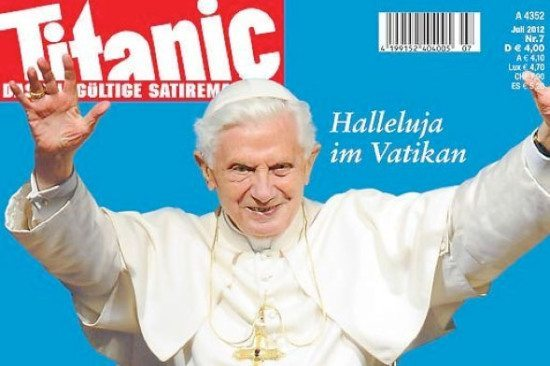 Titanic_Papst