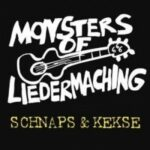 Monsters of Liedermaching – Schnaps & Kekse (Nothing To Lose Records)