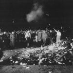 Wo Bücher brennen – Bücher-Verbrennung im Fokus in Gudensberg