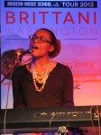 Space for Music -  Brittani Washington im Interview