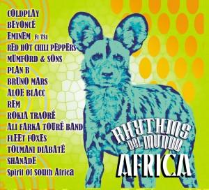 Rhythms del Mundo - Africa (Frontiers Records)