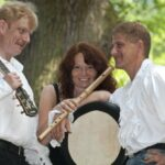 Irish, very Irish! – Woodwind & Steel im Gasthaus Reitz