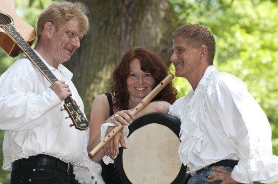 Irish, very Irish! - Woodwind & Steel im Gasthaus Reitz