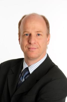 Michael Schapiro ist Projektleiter bei Promotion Nordhessen und damit das Gesicht des Businessplanwettbewerbs.