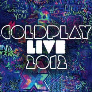 Coldplay - Live 2012 (EMI)