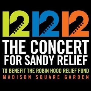 Diverse - 12-12-12 The Concert For Sandy Relief (RCA)
