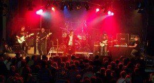 Steven Stealer Band tritt mit Sweet in Treysa auf und gastiert unplugged in Kassel