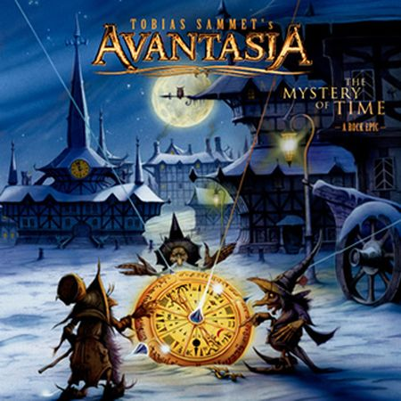 Avantasia - The Mystery Of Time (Nuclear Blast)