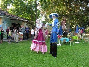 Kunterbuntes Sommerprogramm - Kulturnest Loshausen