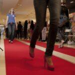 Warburgs Next Topmodel?! High-Heel-Workshop bei Wilke