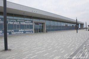Neu-Eroeffnung des Flughafen Kassel-Calden