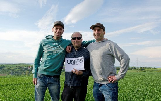 Unite: Die Macher im Interview