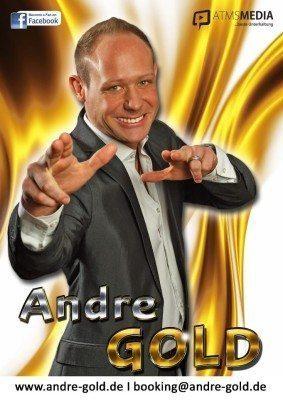 Tättowierte Mädels aufgepasst - Warburger Schlagersänger Andre Gold am Start!