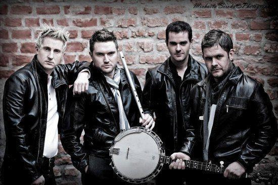 So Irisch - The Kilkennys kommen nach Beverungen