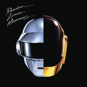 Daft Punk – Random Access Memories (Columbia Records)
