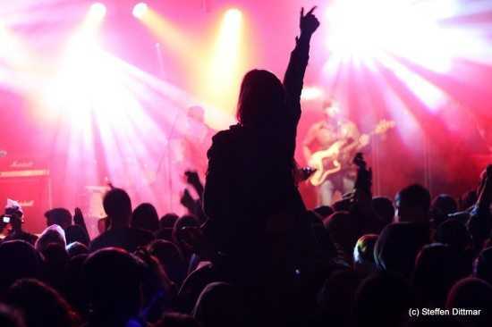 Musikschutzgebiet 2013 - Regen im Nacken, aber Sonne im Herzen