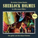 Sherlock Holmes: Die neuen Fälle – Die gelbe und die blaue Flamme (4)
