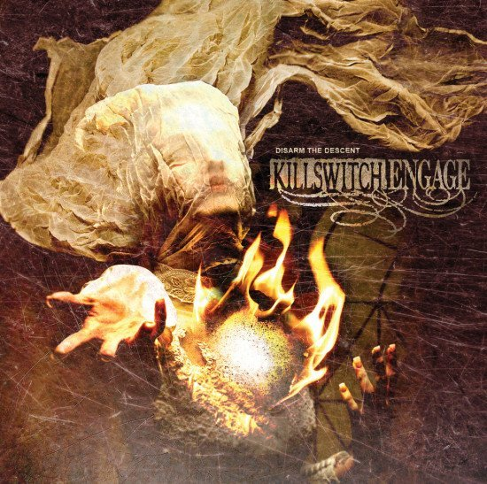 Killswitch Engage - Disarm The Descent (Roadrunner Records)