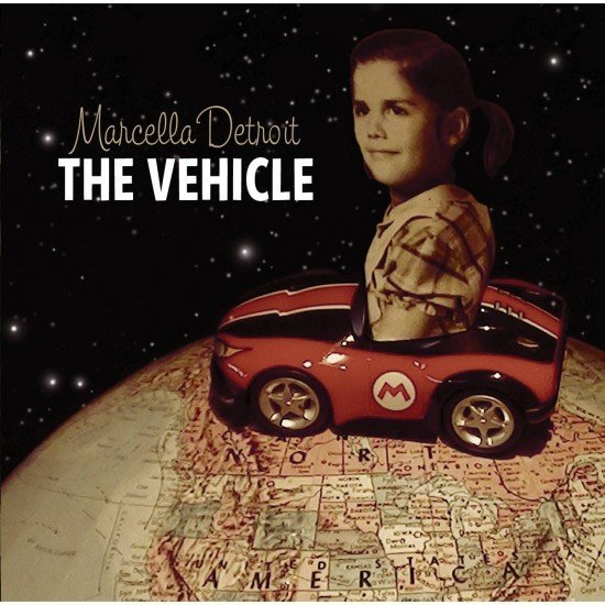 Marcella Detroit - The Vehicle (Right Recordings)