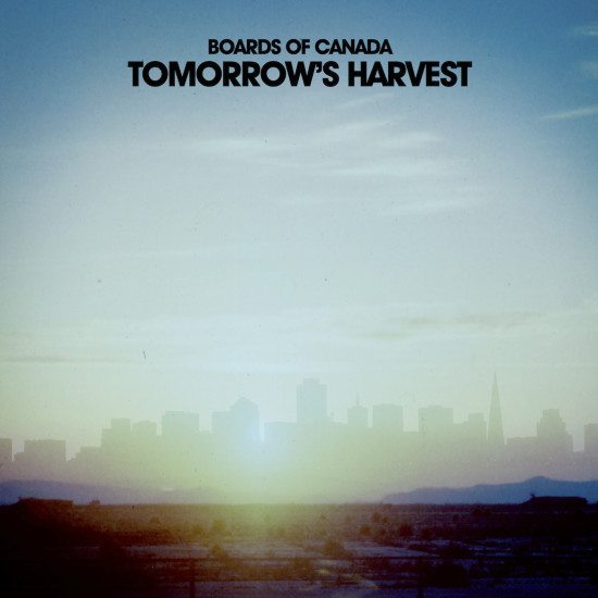 Boards of Canada – Tomorrow's Harvest (Warp Records)
