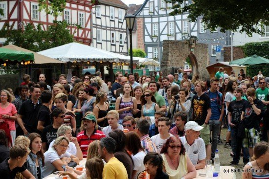 3. Nachwuchsmusiker-Contest beim Weindorf