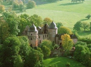 Dornröschenschloss unter den Top 3 der außergewöhnlichsten Hochzeitsorte