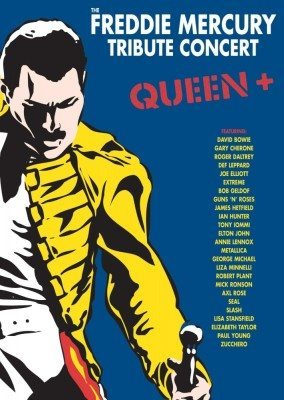 Queen - The Freddie Mercury Tribute Concert