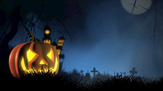 Süßes sonst gibt's Saures? - Polizei beklagt Sachbeschädigung bei Halloween