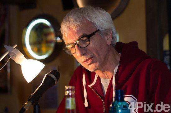Ralf Richter - Lesung in Joe's Garage (c) Konzertgänger