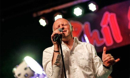 """""""Music and Show performed bei Phil – Songs of Phil Collins & Genesis"""" ©Foto: pm