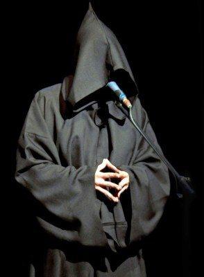 Vielbeschäftigter Mann! Der Tod mit Kabarettprogramm in Vellmar!
