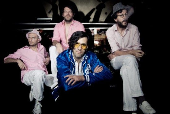 Freddy Fischer und die Cosmic Rocktime Band