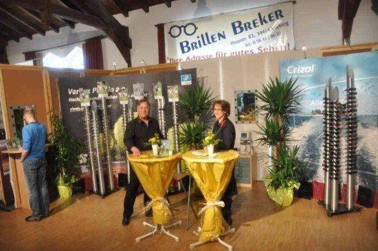 Frühling! - Frühjahrsmesse in Warburg