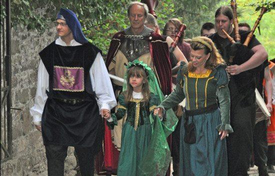 Märchenhaft! Märchenfest in Trendelburg