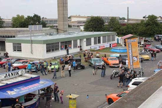 7th Days of Thunder - US Car & Oldtimer Treffen - Neustadt 2014