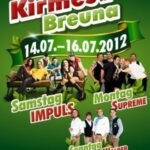 Kirmeszeit in Breuna!