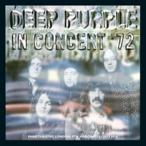 Deep Purple - In Concert ´72