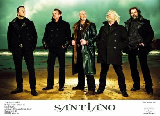 Kultband Santiano entert Stadtallendorf!